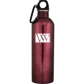Printed Eco Stainless Steel Bottle