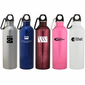 Eco Stainless Steel Bottle