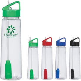 Custom Economy Filter Bottle