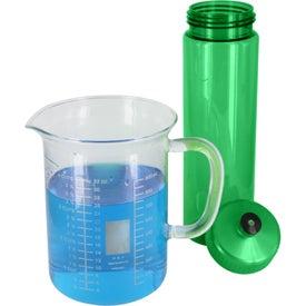 Monogrammed EK Color Bottle