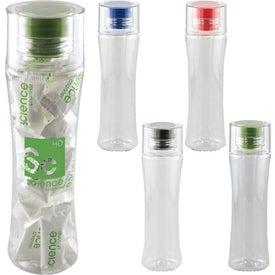 Logo Element Tritan Bottle and 20 Mints