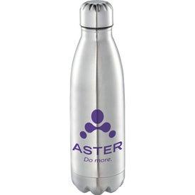Monogrammed Elements Water Bottle
