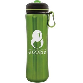 Escape Stainless Steel Bottle for your School