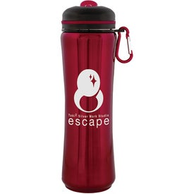 Customized Escape Stainless Steel Bottle