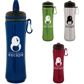 Escape Stainless Steel Bottle