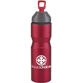 Monogrammed Excursion Aluminum Bottle