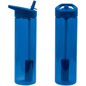 MS Filter Bottle with Flip Straw for Your Church