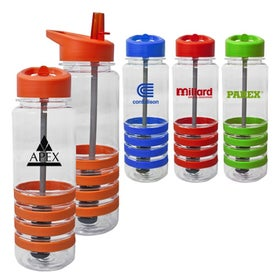 Printed Filtered Water Bottle
