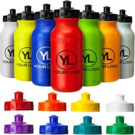 Pacifica Fitness Bottle (21 Oz., Colors)