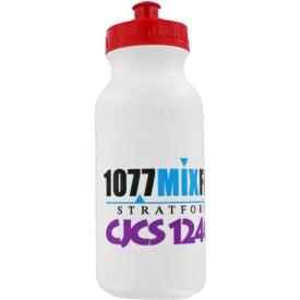Custom Pacifica Fitness Bottle