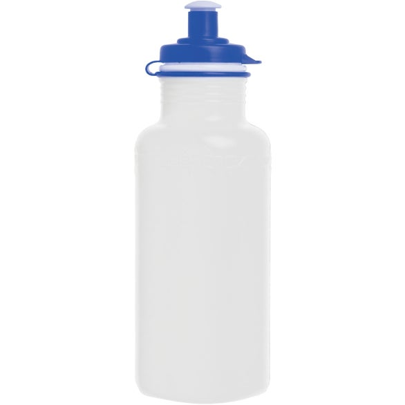 Fitness Bottle with Push Pull Lid
