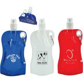 Company Flat Snap Bottle