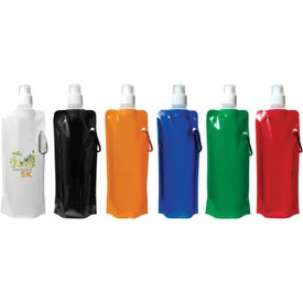 Custom Folding Water Bottle