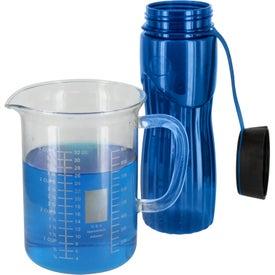 Monogrammed Formosa PETE Water Bottle