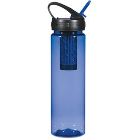 Custom Freedom Filter Bottle