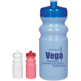 Frosted Fitness Bottle (20 Oz.)