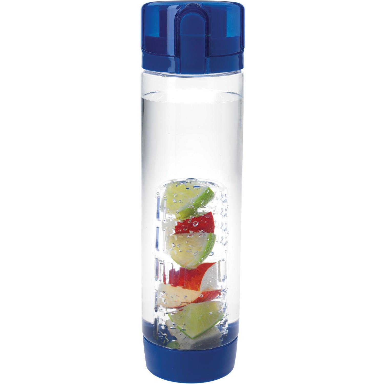 Water Bottle You Put Fruit In: Fruit Infuser Bottom Sport Bottle (20 Oz.)