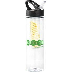 Fruit Infuser Sports Bottle (25 Oz.)