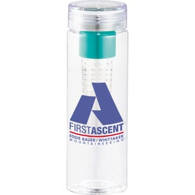 Fruiton BPA Free Infuser Bottle for Customization