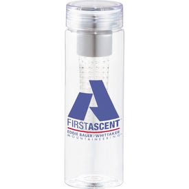 Fruiton BPA Free Infuser Bottle Printed with Your Logo
