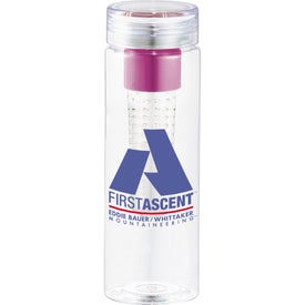 Advertising Fruiton BPA Free Infuser Bottle