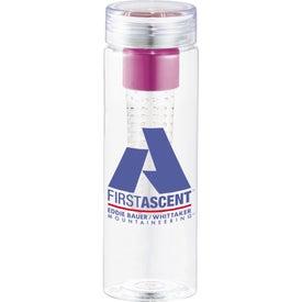 Advertising Fruiton BPA Free Infuser Bottle