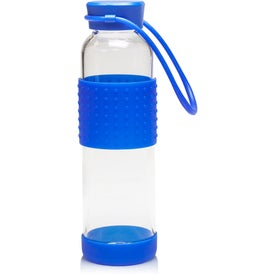 Glass Water Bottle (16 Oz.)