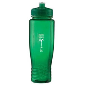 Monogrammed Glow Polyclean Bottle
