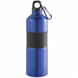 Branded Gripper Aluminum Bottle