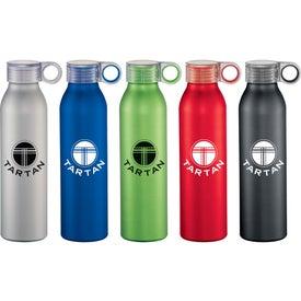 Grom Aluminum Sports Bottle (22 Oz.)