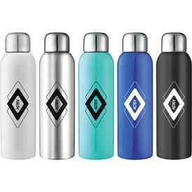 Guzzle Stainless Sports Bottle (28 Oz.)