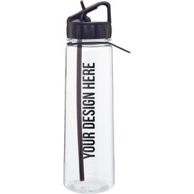 h2go Angle Water Bottle (30 Oz.)