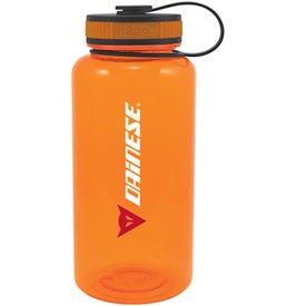 Logo H2GO Bfree Wide Bottle