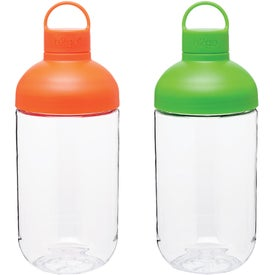 h2go Capsule Bottle (34 Oz.)
