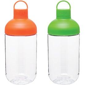 h2go Capsule Bottle (34 Oz.)