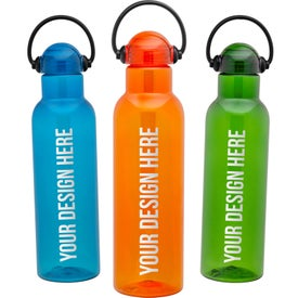 H2GO DJ Water Bottles (27 Oz.)