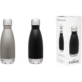 h2go Force Bottle(12 Oz.)