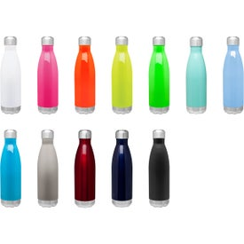 h2go Force Bottle (17 Oz. Colors)