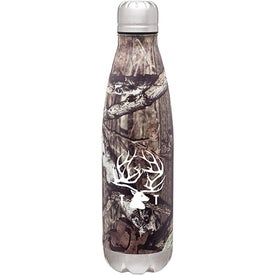 h2go Force Bottle (26 Oz., Mossy Oak Camouflage)