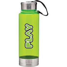 Monogrammed H2go Fusion Water Bottle