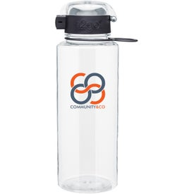 Personalized h2go Pismo Water Bottle