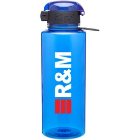 Promotional h2go Pismo Water Bottle