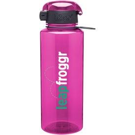 Custom h2go Pismo Water Bottle