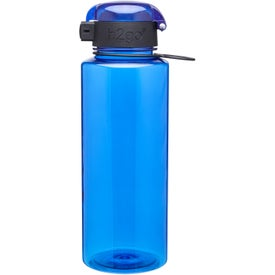 Imprinted h2go Pismo Water Bottle