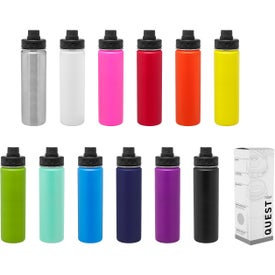 h2go Quest Water Bottle (24 Oz.)