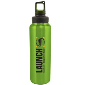 Promotional H2GO Stainless Steel Duo Bottle