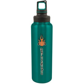 H2GO Stainless Steel Duo Bottle