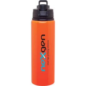 Advertising h2go Surge Aluminum Water Bottle