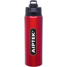 h2go Surge Aluminum Water Bottle for Marketing