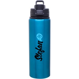 Branded h2go Surge Aluminum Water Bottle